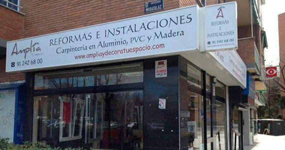 Reformar la vivienda en Moratalaz