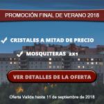 Promoción Final del Verano 2018